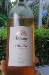 2014 Massaya Rose