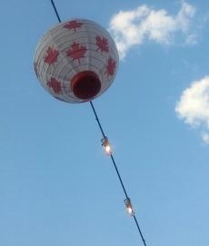Canada lantern