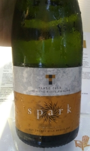 Tawse sparkling riesling