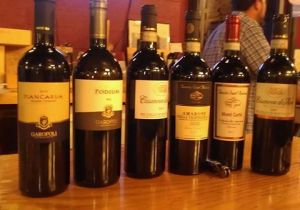 Wine Barn Italian Tasting 2014