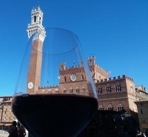Morellino in Siena