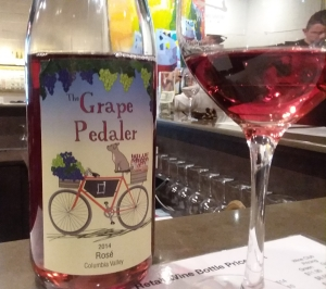 Grape Pedaler