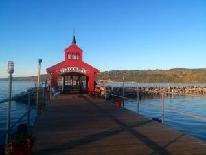 Watkins Glen pier