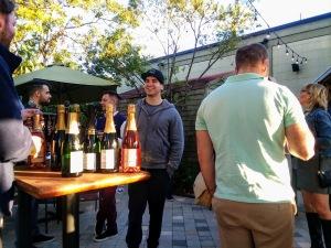 Cavanaughs Champagne Dec 17