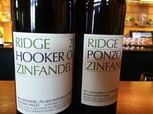 Ridge Ponzo Hooker Creek