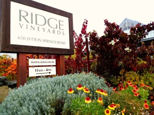 Ridge Sign