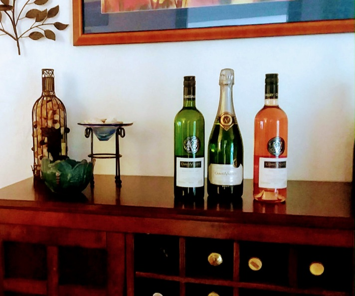 Wines at home