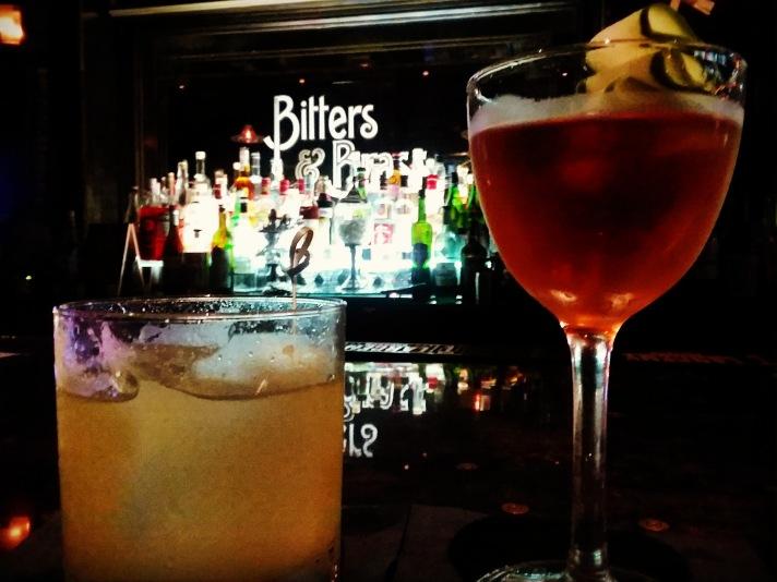 Bitters & Brass