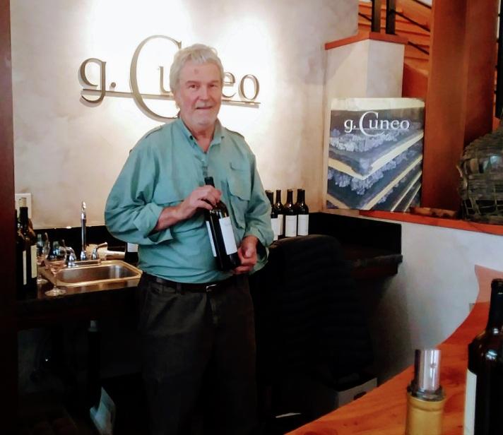 Gino Cuneo G. Cuneo Cellars