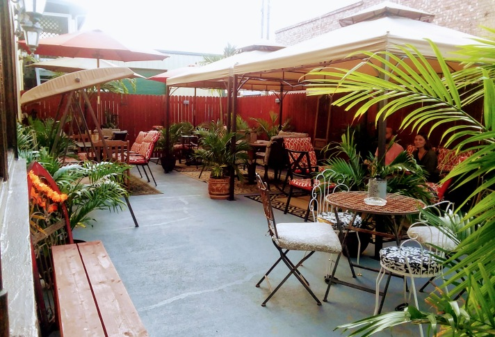 Luisa's Patio