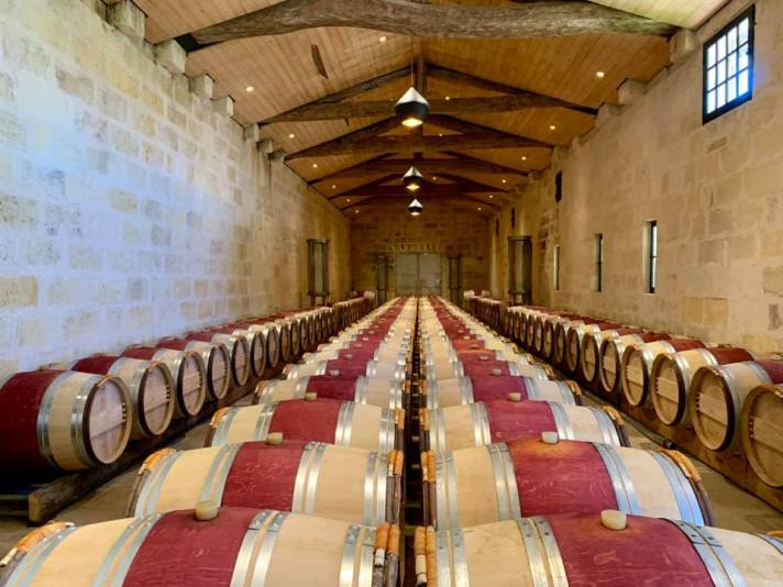 Bordeaux Barrels Wendy Howard